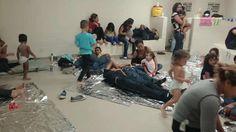EU vive una crisis humanitaria por la 'avalancha' de niños migrantes