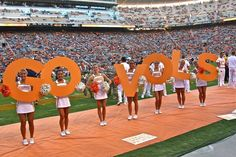 Tennessee Vols!