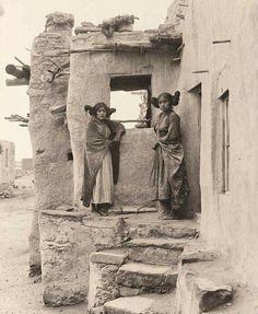First Mesa, 1900