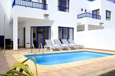 swimming pool of 3 bedroom villa
