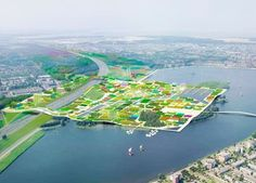 Almere city council gives final go-ahead for Floriade, the world's largest horticultural expo, to take place in the city in 2022