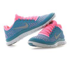 Nike | FREE 3.0 V4 Natural Running Schuhe Herren | turquoise-pink | http://www.mysportworld.de/nike-free-3-0-v4-natural-running-schuhe-herren-turquoise-pink.html