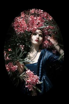 3068ab3cde8 Girl with flowers in hair Flowers In Hair, Girls With Flowers, Photo  Wallpaper,