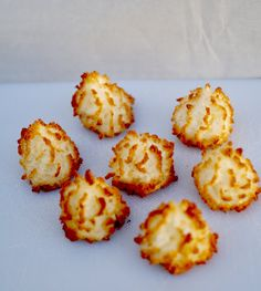 Coconut Macaroons are perfect for Passover.