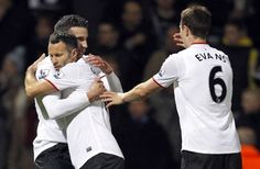 Sir Alex hails 'world-class' van Persie, Giggs   Ryan Giggs   Manchester United & Wales   RyanGiggs.cc   V3.0