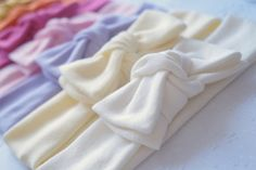 Faixa de Malha Inverno Fabric, Asdf, Jersey Headband, Bow Bandeau, Hair Streaks, Ribbon Bows, 1 Year, Winter Time, Turban