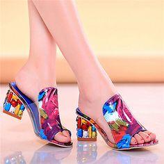 Casual Tacón bajo para Zapatos de mujer - CLP $ 7.677