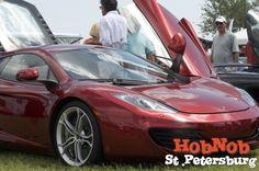 Ohh... Pretty car! Festival of Speed 2012. http://gohobnobbin.com/whtg3