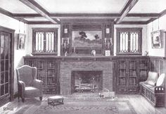 great design stands the test of time...from 1921 Morgan Woodwork's catalog