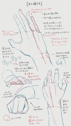 Hand Drawing Reference, Anatomy Reference, Art Reference Poses, Drawing Techniques, Drawing Tips, Drawing Tutorials, Drawing Hands, Drawings Of Hands, Holding Hands Drawing