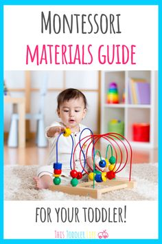 The Montessori materials guide for your toddler is finally here! Whether you're on the hunt for the perfect gift or just want to beef up those Montessori shelves these are the Montessori materials you should be putting on your list! Montessori Education, Montessori Classroom, Montessori Toddler, Montessori Materials, Montessori Activities, Infant Activities, Toddler Preschool, Animal Body Parts, Geometric Solids