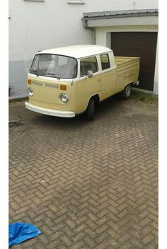 VW T2 Bulli » Kleinbusse, -transporter aus Gerstetten