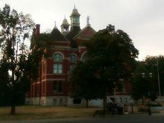 Franklin Co Courthouse, Ottawa Kansas