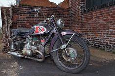 1966 XAVW Von Dutch Motorbike | motorcycles | Pinterest | Von dutch, Vintage motorcycles and Cb750 bobber
