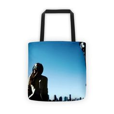 Manhattan Gazer Tote bag
