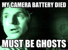 Also I'm just going to call all the ghosts little bitches and see what happens...