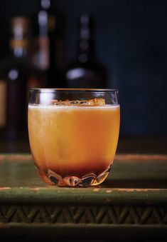 The Wildest Redhead From Meaghan Dorman - Imbibe Magazine Bourbon Beer, Scotch Whisky, Highball Recipe, New York Bar, Most Popular Drinks, Japanese Whisky, Honey Syrup, Winter Cocktails, Whiskey Cocktails