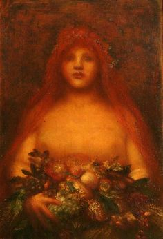 George Frederick Watts |Earth, 1894–1895. Watts Gallery / Supplied by The Public Catalogue Foundation