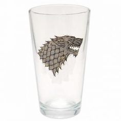 Game of Thrones Verre-à-bière Stark: HBO Shop Europe