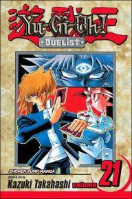 Yu-Gi-Oh!: Duelist, Volume 21