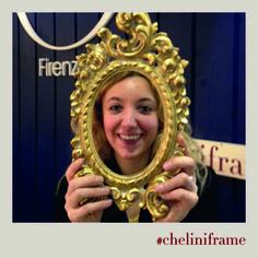 Roberta from Nahoor #cheliniframe