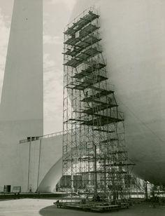 Trylon and Perisphere   1939 New York World's Fair