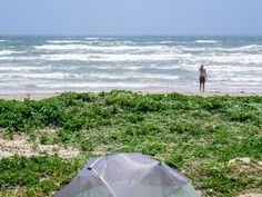 Mustang Island State Park : 7 Weekend Camping Trips Near Austin : TravelChannel.com