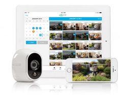 Arlo von Netgear – Smart Home-Überwachungskamera ganz ohne Kabel