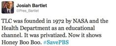 Romney and PBS fate of cutting government funding
