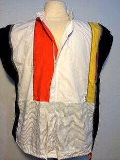 1980's Designer Daniel Axel Sportswear jacket  FREE SHIPPING