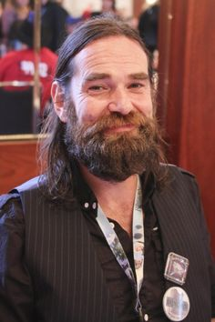 HQ pic Duncan Lacroix of the Outlander cast at RingCon 2015.