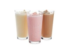 Almost-Famous Milkshakes from FoodNetwork.com - only serves two, but you might be able to double the recipe without any problems. otherwise you'd just have to make more than one batch, I guess.