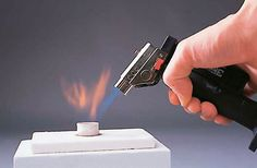 How To: Torch-firing Metal Clay   Art Jewelry Magazine - Come cuocere a cannello il metal clay