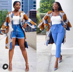 Nos Fêtes en Wax – chretienne-en-beaute African Men, African Beauty, African Style, African Print Fashion, Africa Fashion, Shweshwe Dresses, Trendy Fashion, Womens Fashion, Ankara Styles