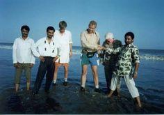 Vores indiske venner #1994 #indien #rejseminder #backpackerplanet
