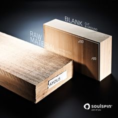 Production Technology | soulspin - part of you  Production of custom made tabletennis blades. Handmade in Germany.