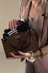 Purse Organizer - keep your bag neat and organized. vanessagilmore.miche.com
