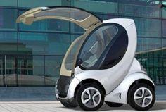 Hiriko : La première voiture qui rapetisse pour se garer
