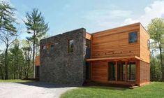Seguramente ya estás familiarizado con las casas prefabricadas o modulares. En la actualidad hay una gran variedad de materiales disponibles