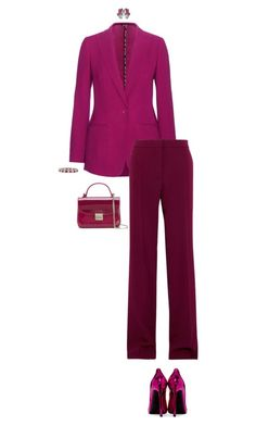 """""""Sans titre #3333"""" by mounia098 ❤ liked on Polyvore featuring Etro, STELLA McCARTNEY, Yves Saint Laurent and Furla"""