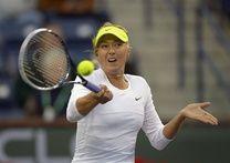Sharapova wins at Indian Wells!