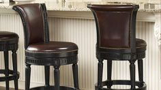 Frontgate - Love my Manchester Swivel Bar Stools