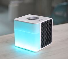 evapolar personal air conditioner evapolar is the worlds first personal air conditioner its an efficient plug in unit that uses evaporative