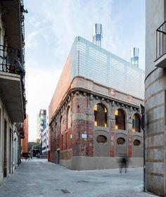 Cristalleries Planell Civic Center, Les Cort, Barcelona, Spain / H Arquitectes