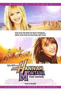 Hannah Montana Movie with my boo boo tonight..when daddys away, the girls will play