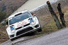 Jari Matti Latvala Monte Carlo Rally 2014