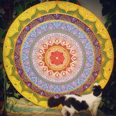 ♥ 17 - 120cm de Mandala