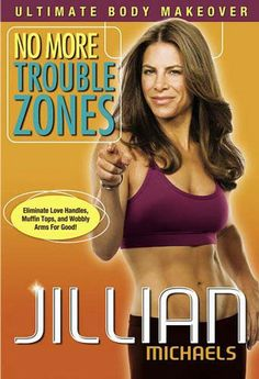 Jillian Michaels - No More Trouble Zones (LG) DVD Movie  on DVD.  Click here for more fitness workout videos http://www.inetvideo.com/collections/inetvideo-jillian-michaels-videos-on-dvd