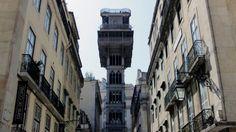 Lisbon Attractions & Monuments   Four Seasons Hotel Ritz Lisbon Elevador Sta. Justa
