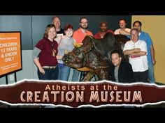 Road Trip- Atheists at the Creation Museum in Kentucky